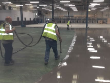 Cementitious Pump Screeds – Hard Wearing, Quick Drying