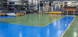 Epoxy Resin Coatings – Find out more at PSC Flooring