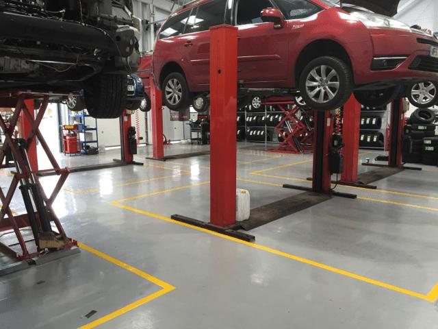 Resin Flooring Experts | PSC Flooring