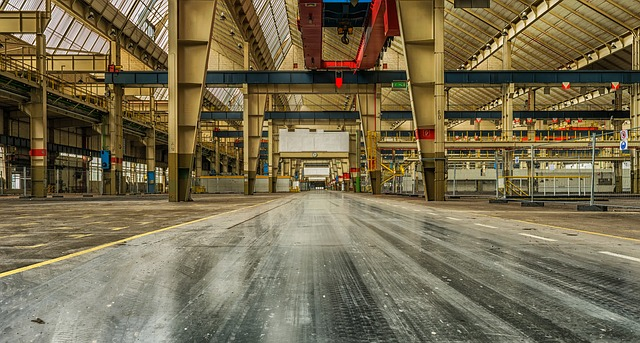 Transform Your Workspace With Epoxy Floor Coating