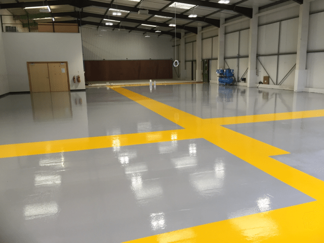 Heavy Duty Industrial Floor | Why it's Important