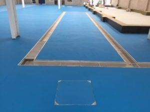 heavy duty polyurethane floor screed