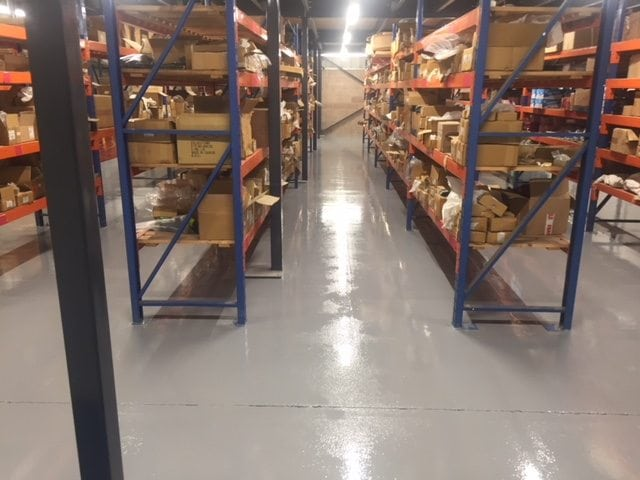 Anti-Slip Flooring – the key to a safer working environment