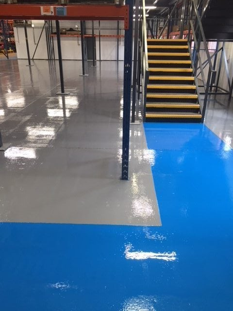 Epoxy Floor – the answer to all your flooring needs