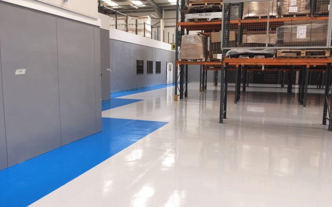Epoxy Resin Coatings – Warehouse