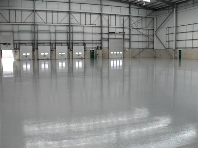 automotive and aerospace flooring