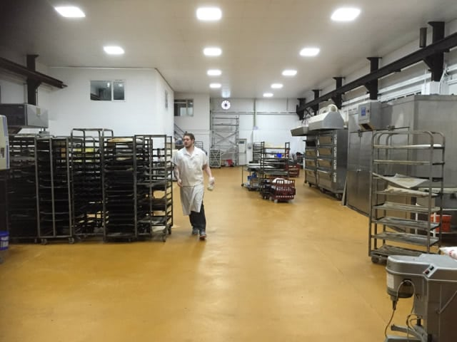 Bakery Flooring