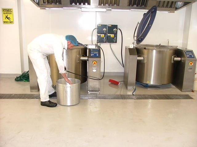 Food for thought | Flooring for food processing environments