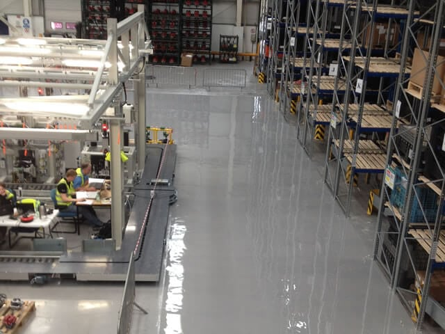 Warehouse Flooring