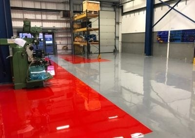 3mm Epoxy Resin Screed – Engineering