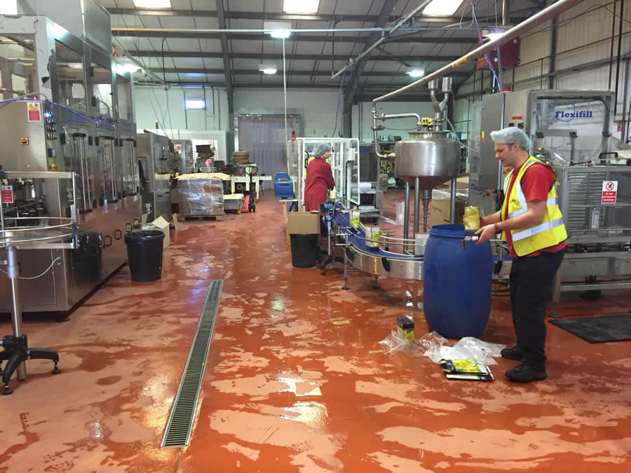 Hygienic Resin Flooring
