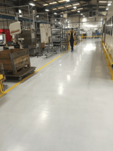 resin coatings for floor