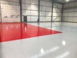 high build epoxy resin