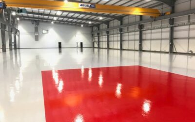 Expert Tooling – High Build Epoxy Resin, New £5m purpose built factory in Coventry