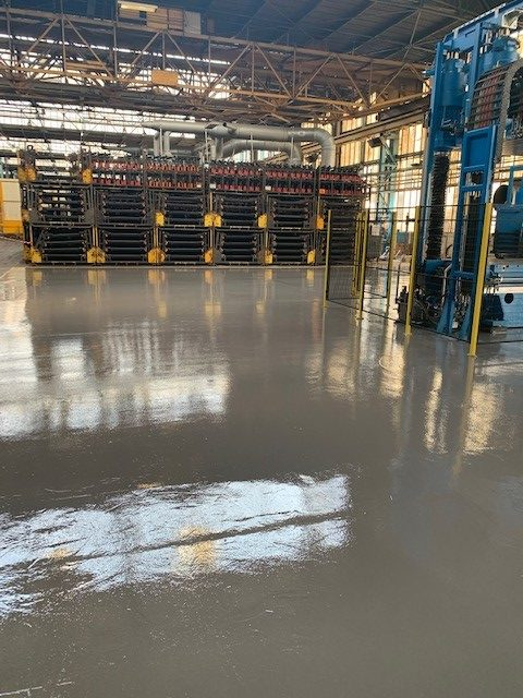 Making the most of the space you have with resin flooring