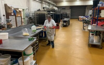 It's a Bake OFF | Bakery Floor Solutions