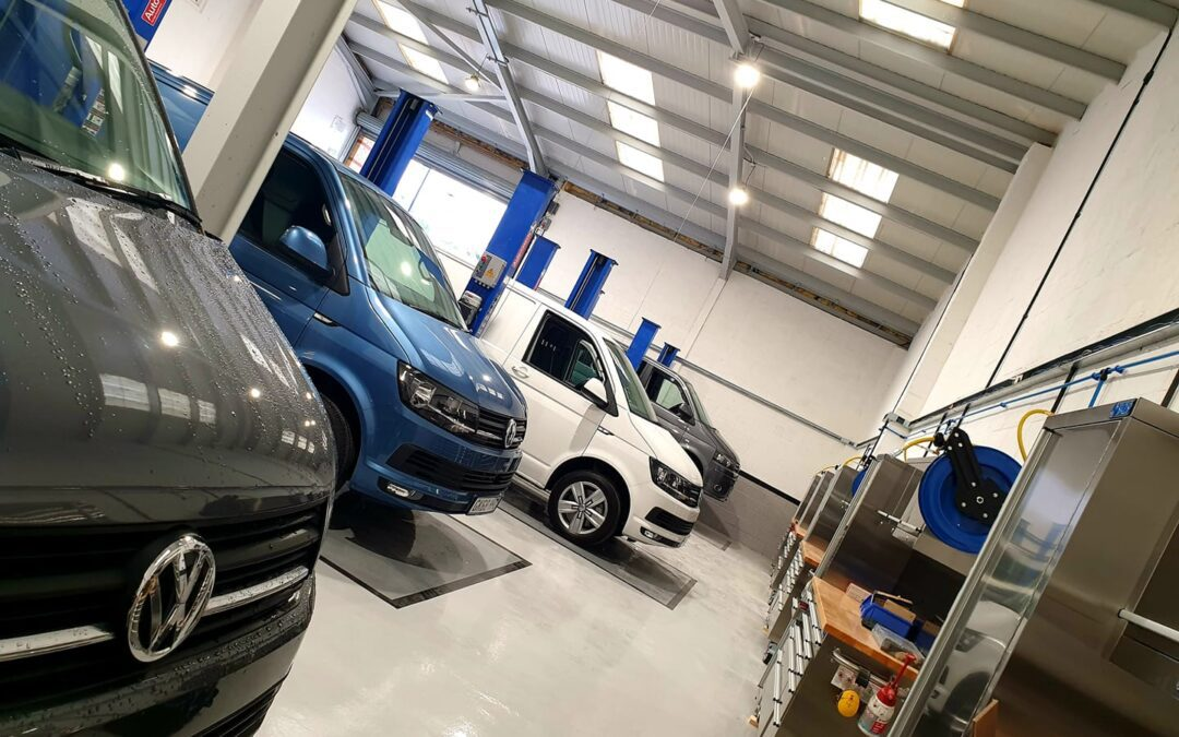 Supporting The Motor Industry During COVID-19 | Bringing Industrial Flooring Ideas To Life