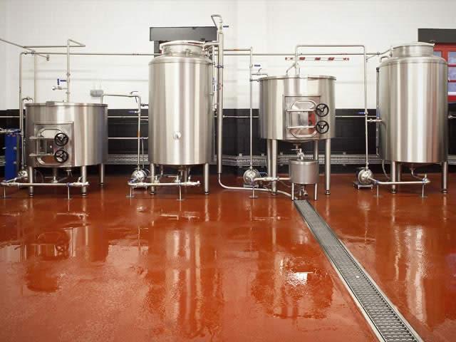 brewery flooring contractors