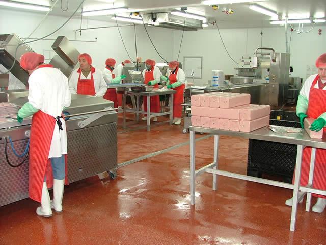 Meat Processing Flooring
