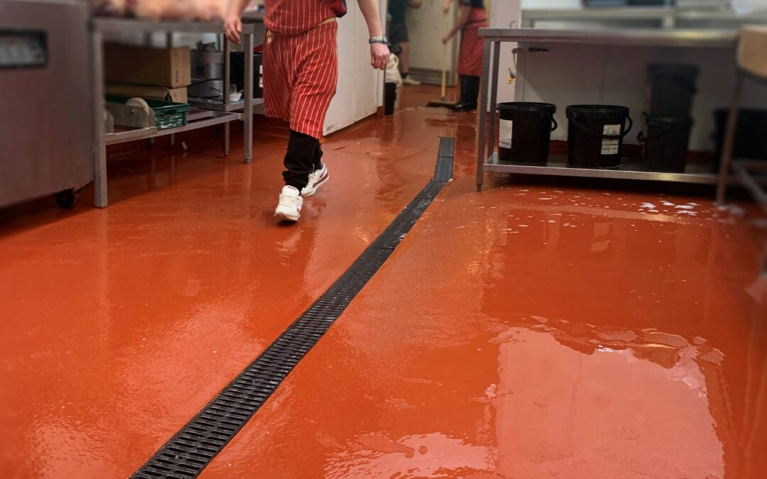 Recommended Flooring For Butchers