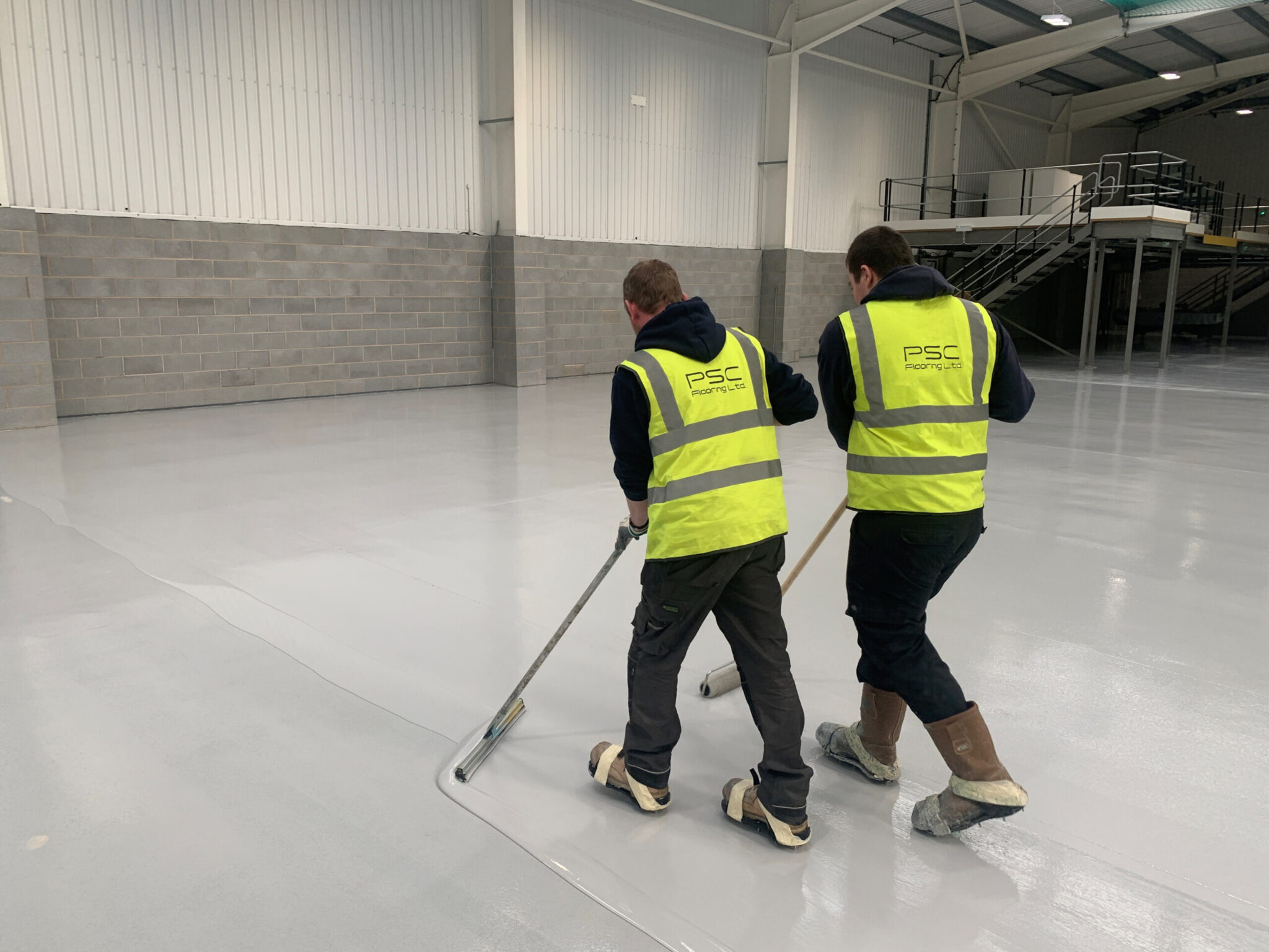 engineering and manufacturing flooring