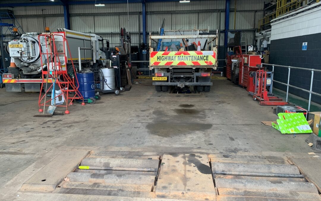 Workshop Ready – Limited Down Time Is Important For Flooring Refurbishment Work