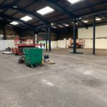 Cementitious Pumped Screed